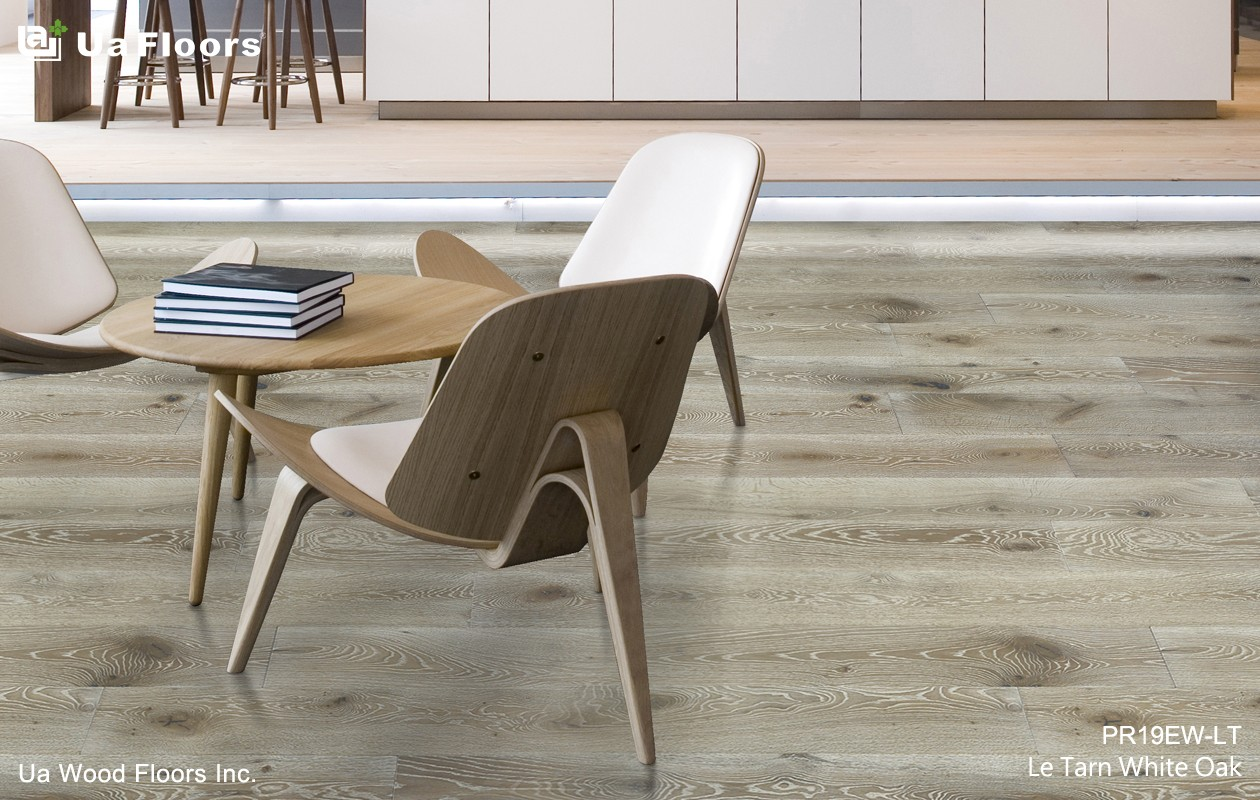 Ua Floors - PRODUCTS|Le Tarn Oak Engineered Hardwood Flooring