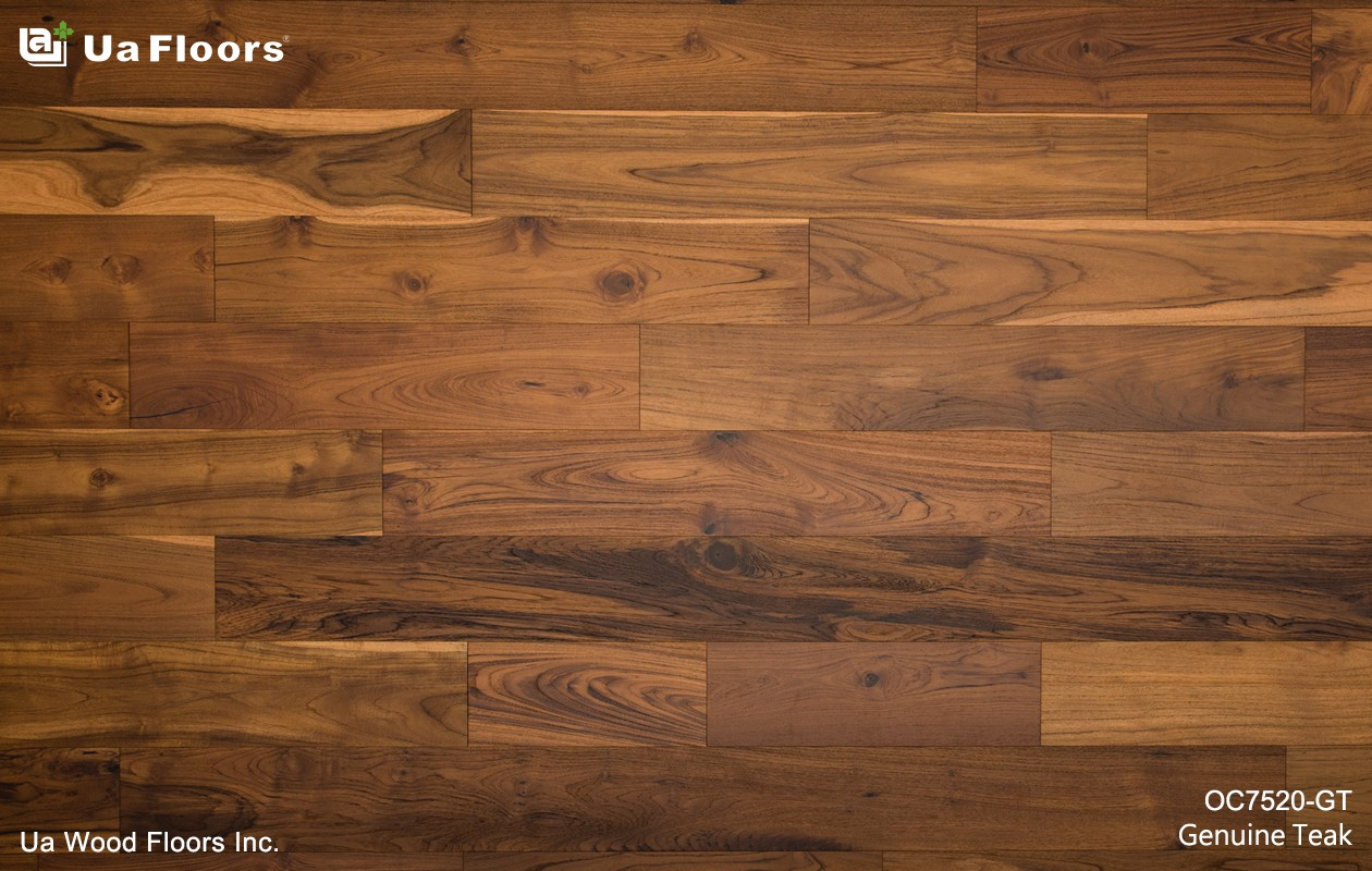 Ua Floors - PRODUCTS|Genuine Teak