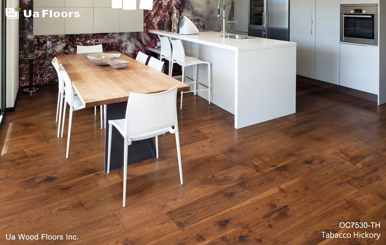 Ua Floors - PRODUCTS|Tobacco Hickory