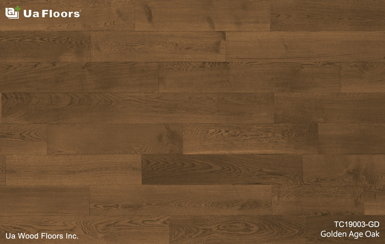 Ua Floors - PRODUCTS|Golden Age Oak Engineered Hardwood