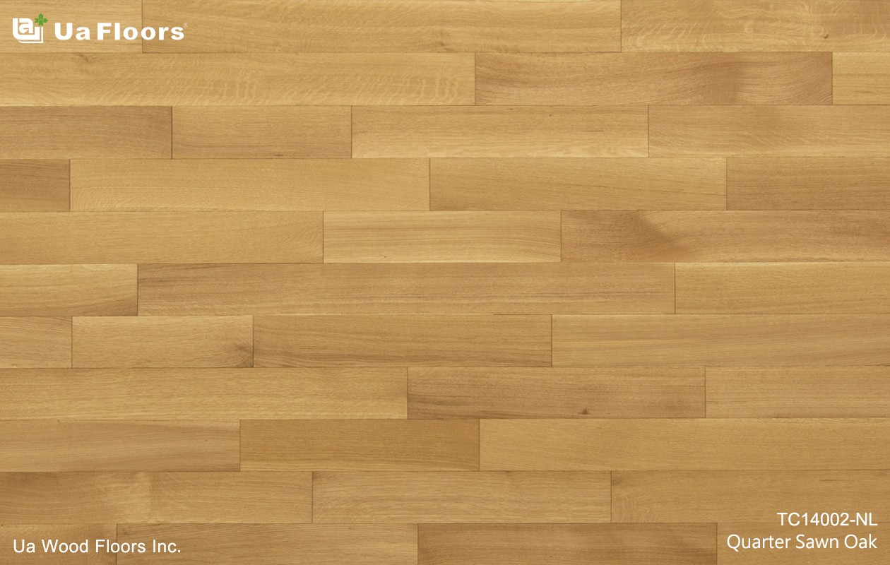 Ua Floors - PRODUCTS|Quarter Sawn Oak Engineered Hardwood