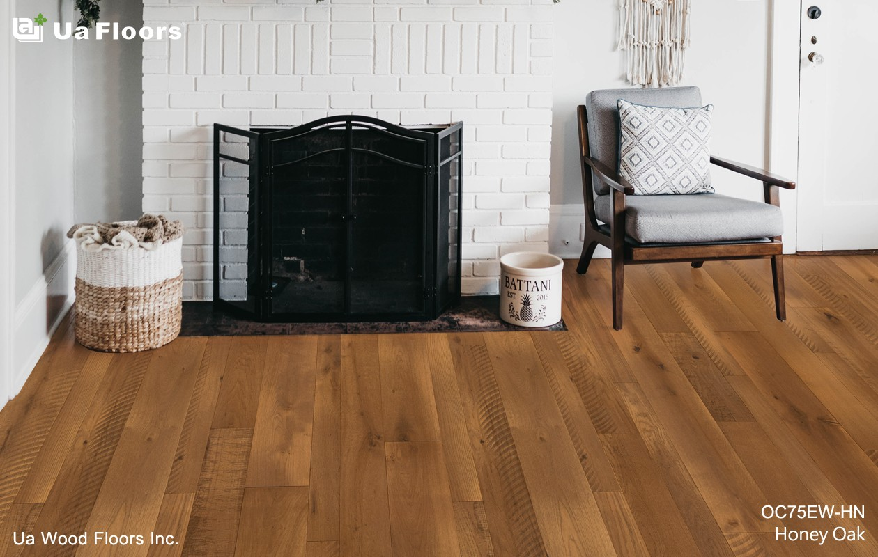 Ua Floors - PRODUCTS|Honey Oak