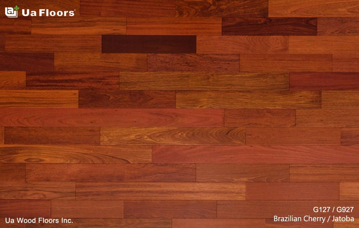 Brazilian Cherry Jatoba Engineered, Brazilian Cherry Wood Laminate Flooring