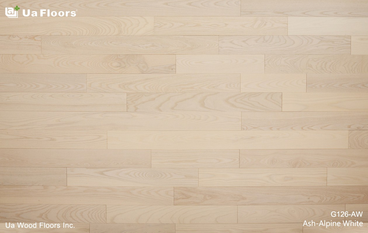 Ua Floors - PRODUCTS|Ash_Alpine White