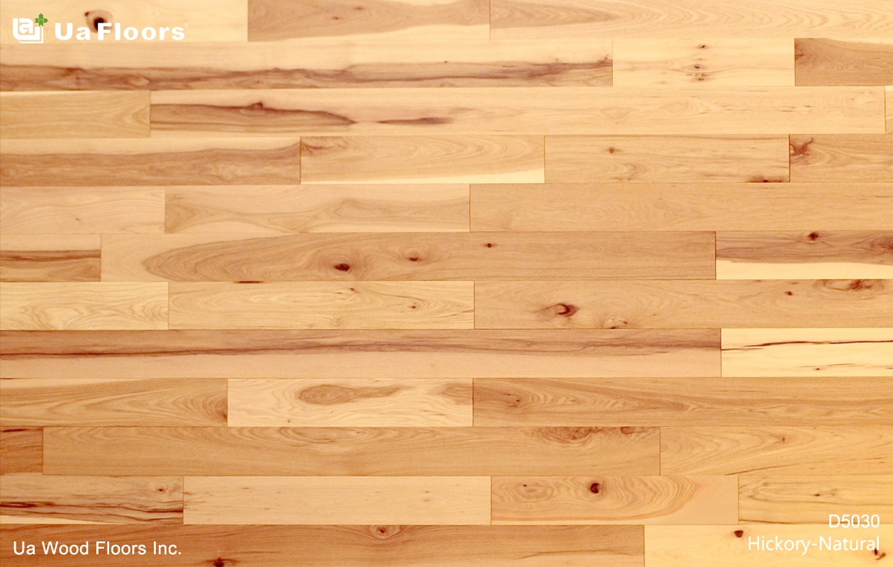 Ua Floors - PRODUCTS|Hickory_Natural