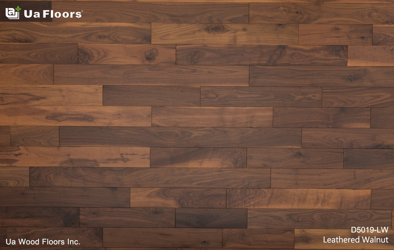 Ua Floors - PRODUCTS|Leathered Walnut