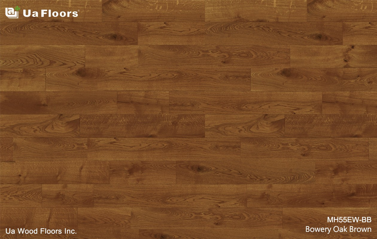 Ua Wood Floors Inc. - PRODUCTS|Bowery Oak Brown