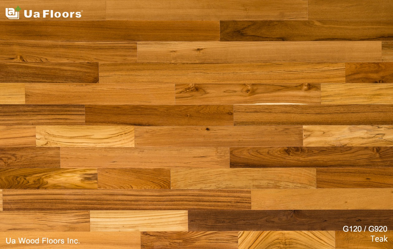 Ua Floors - PRODUCTS|Teak Hardwood Flooring