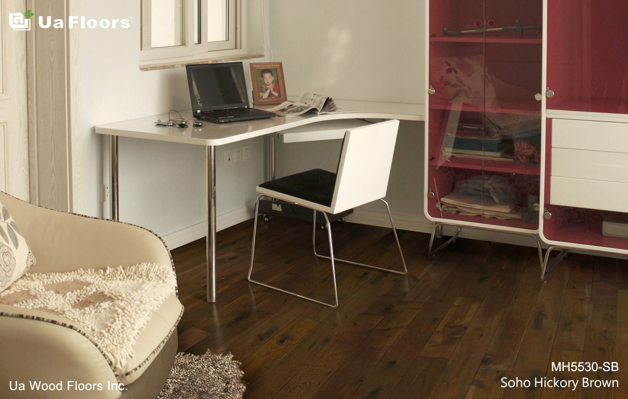 Ua Floors - PRODUCTS|Soho Hickory Brown