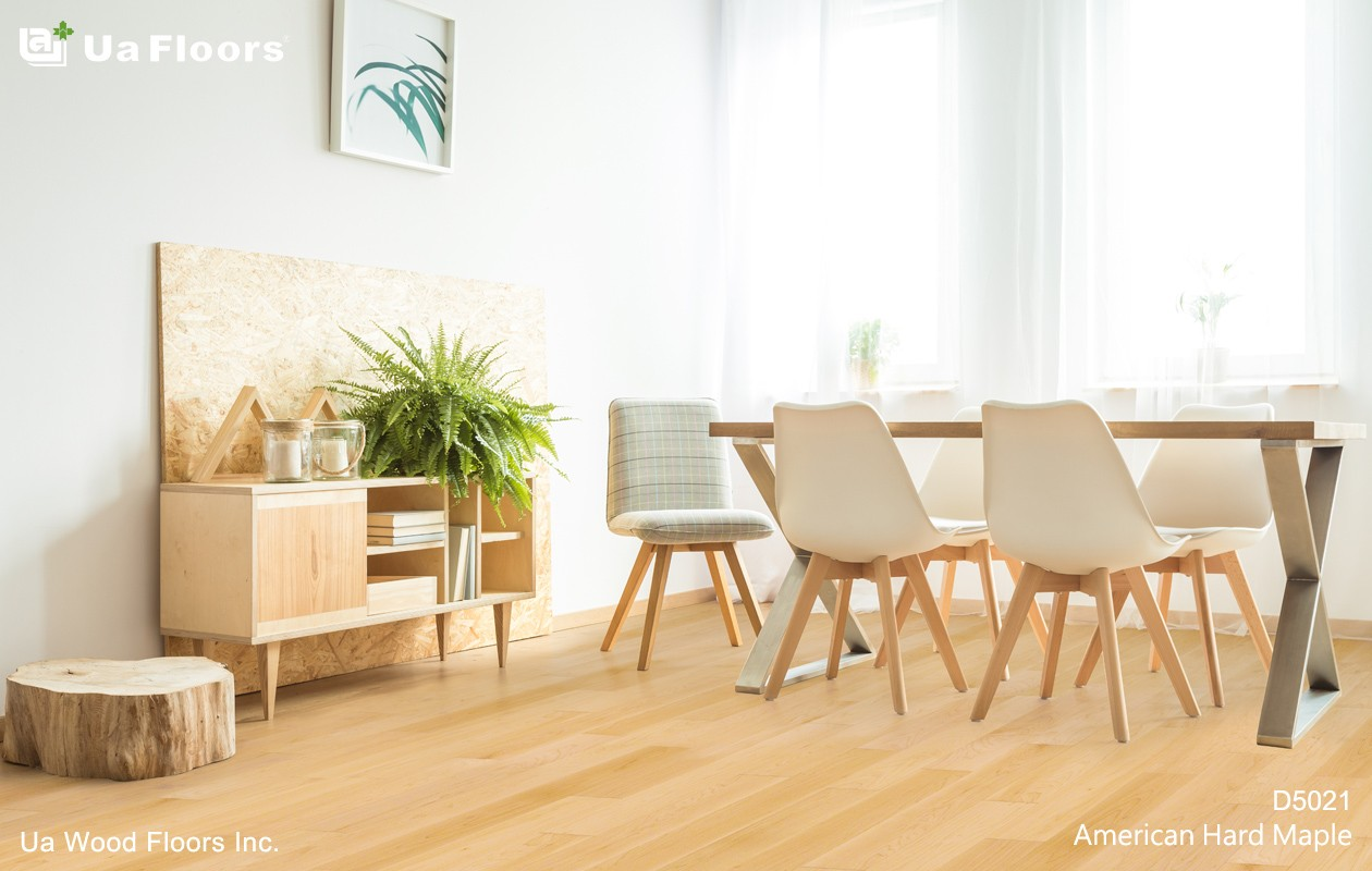Ua Floors - PRODUCTS|American Hard Maple