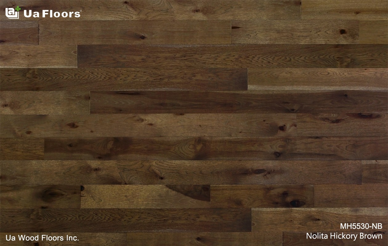 Ua Floors - PRODUCTS|Nolita Hickory Brown