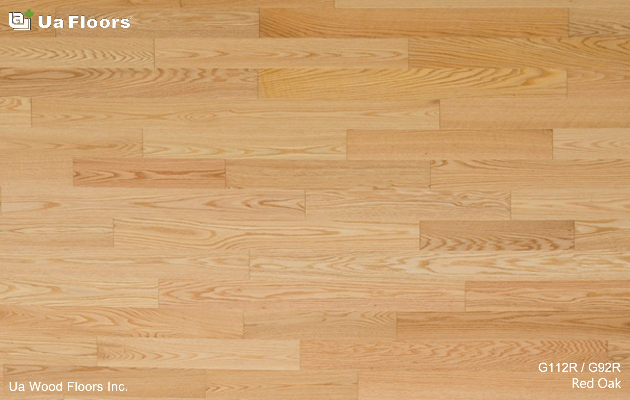 Ua Floors - PRODUCTS|Red Oak Engineered Hardwood Flooring