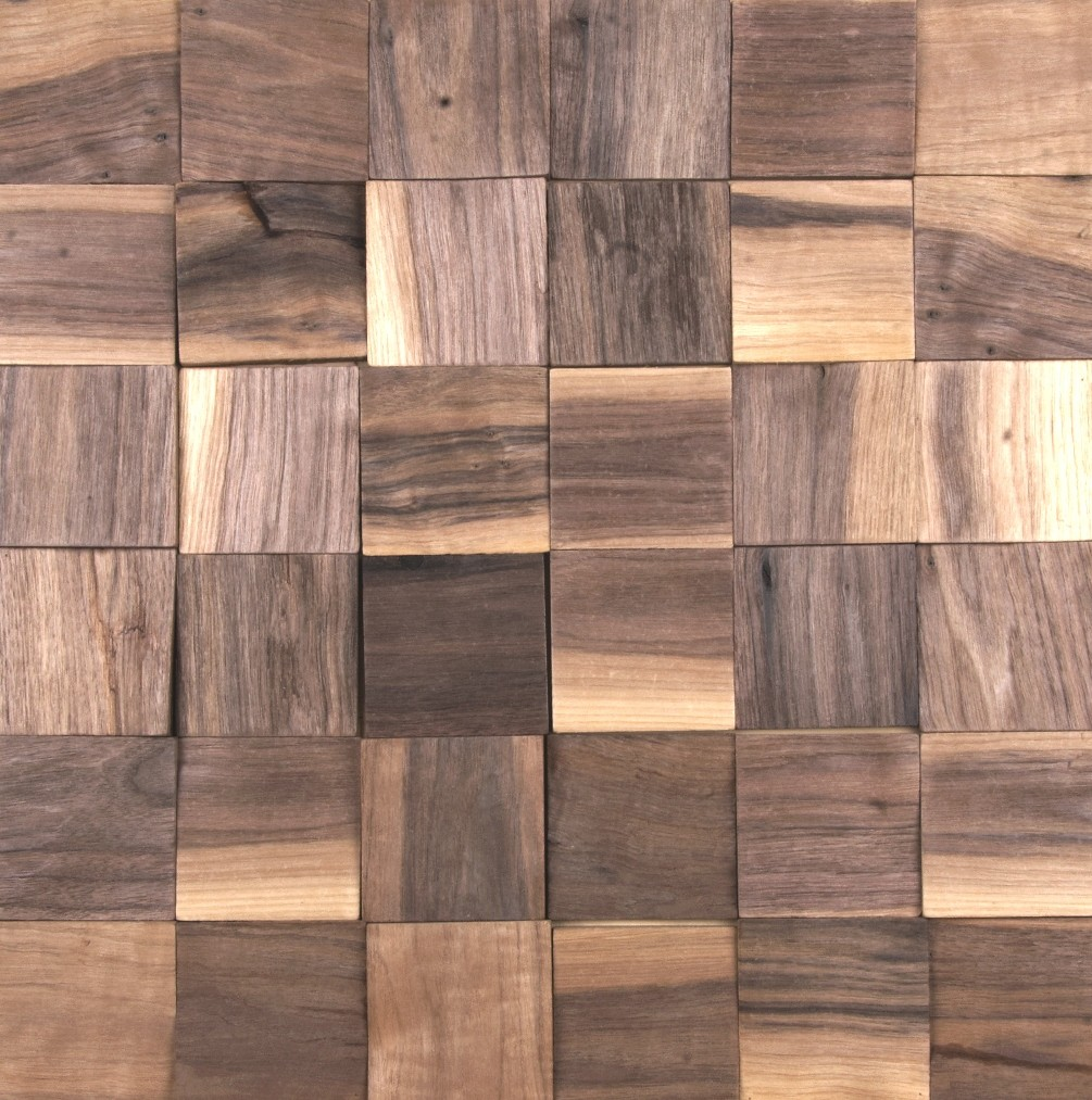 Ua Wood Floors Inc. - PRODUCTS|WoodCube<br>American Walnut