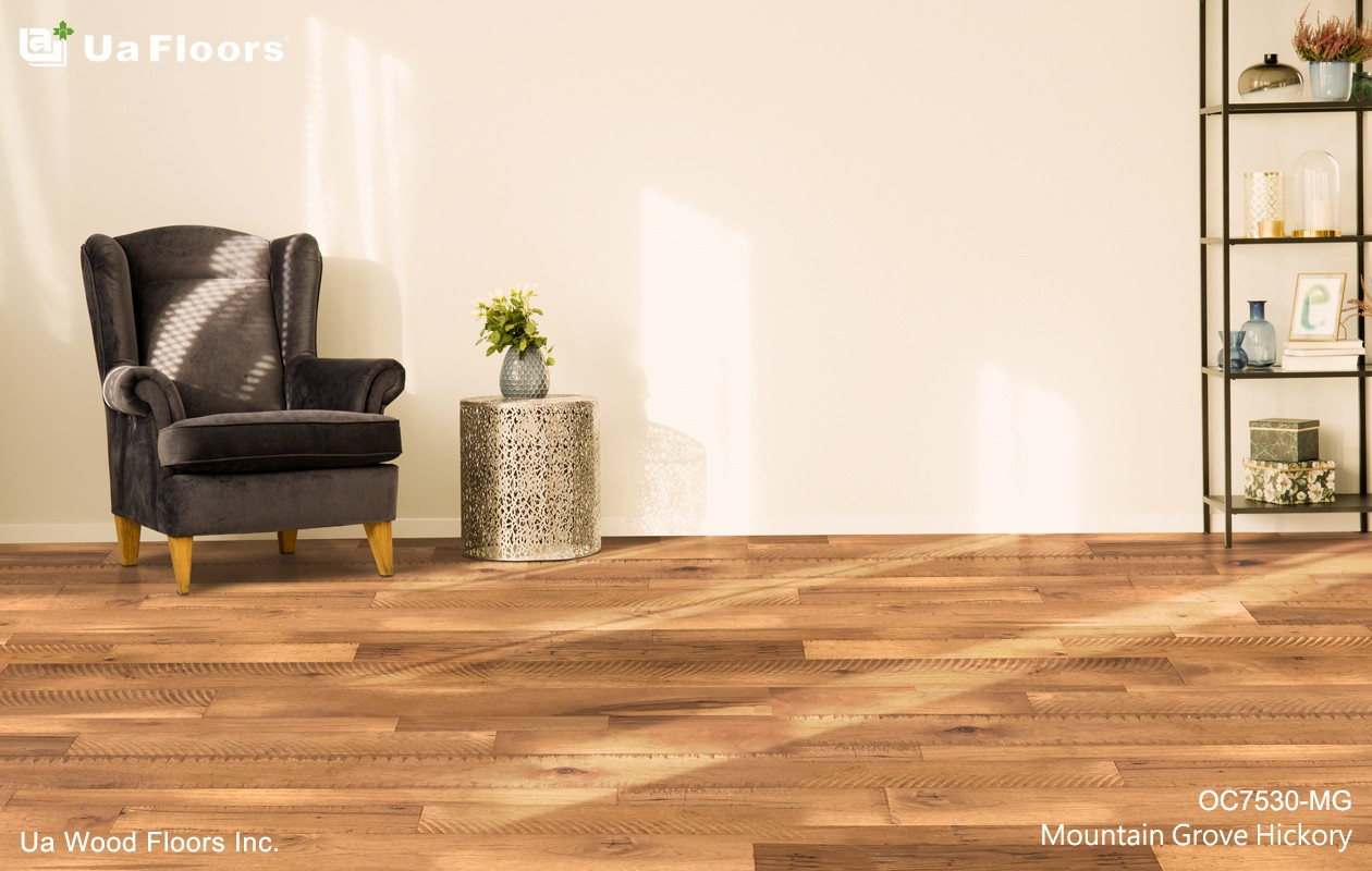 Ua Floors - PRODUCTS|Mountain Grove Hickory