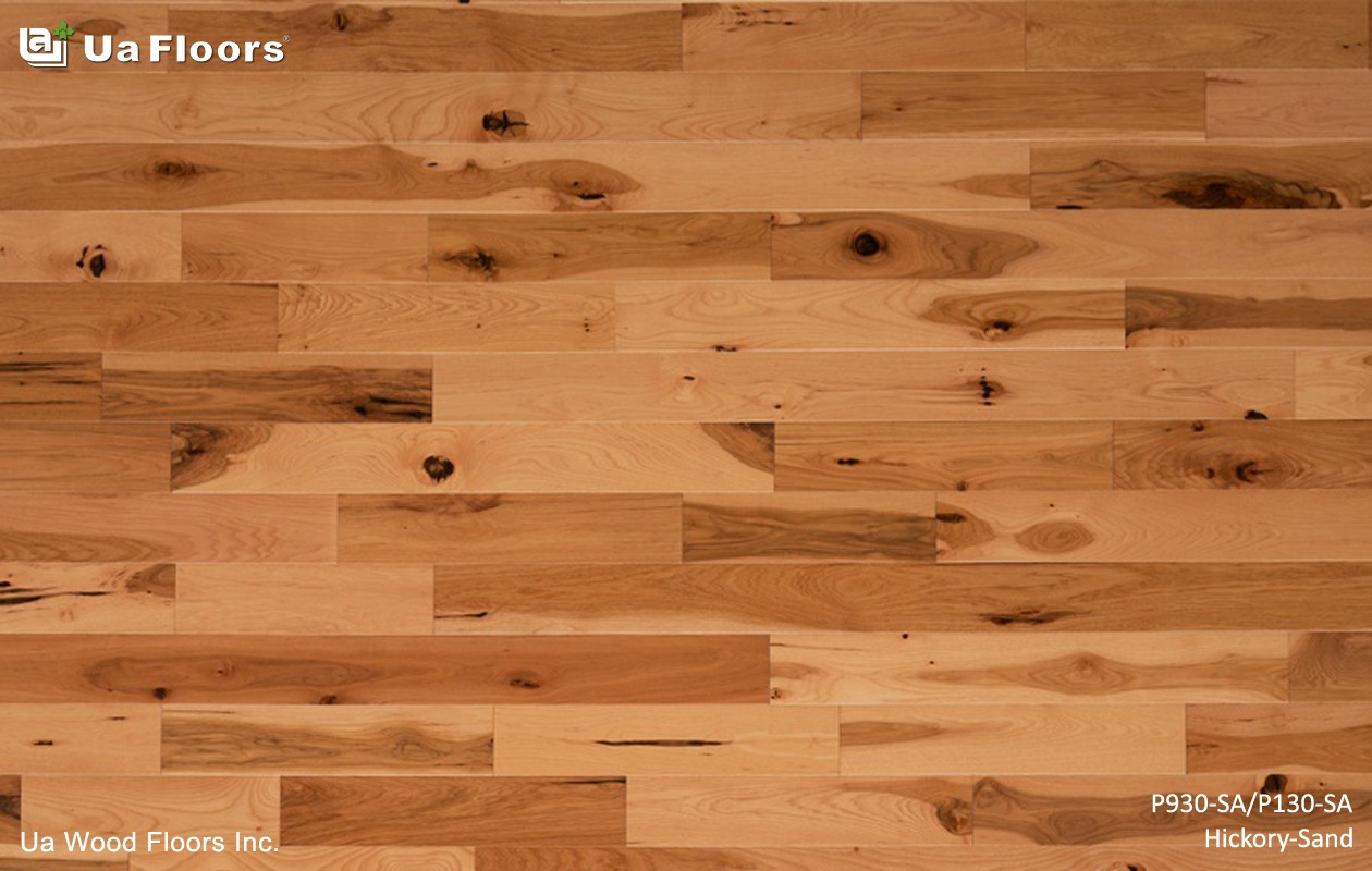 Ua Floors - PRODUCTS|Hickory_Sand