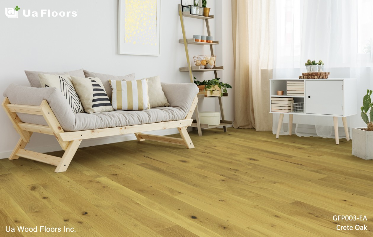Ua Wood Floors Inc. - PRODUCTS|Crete Oak