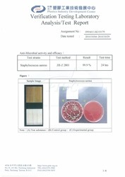 Ua Floors - Test Report_Staphylococus-aureus