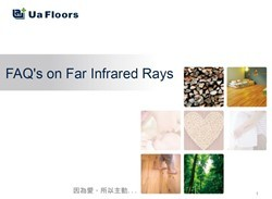 Ua Floors - FAQ's on Far Infrared Rays